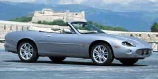2004 Jaguar XKR Base