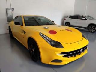 2014 Ferrari FF Base
