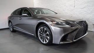 2019 Lexus LS 500 Base