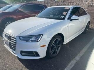 2018 Audi A4 2.0T ultra Premium Plus