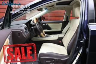 2018 Lexus RX 450hL Luxury