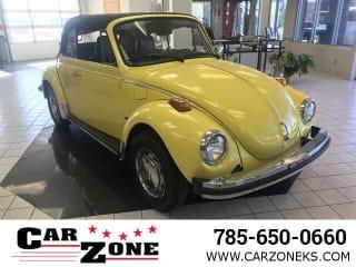 1974 Volkswagen Beetle Convertible