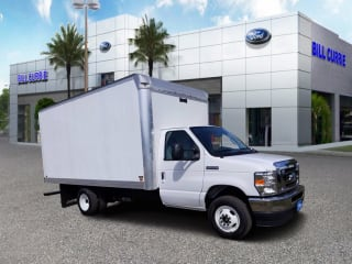 2021 Ford E-Series Chassis