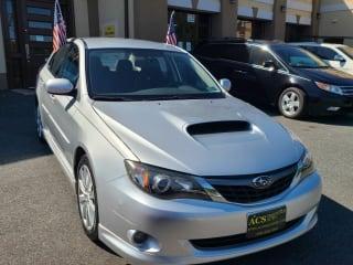2008 Subaru Impreza WRX Premium Package