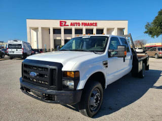 2008 Ford F-350 SD XL Crew Cab DRW 4WD 5-Speed Automatic