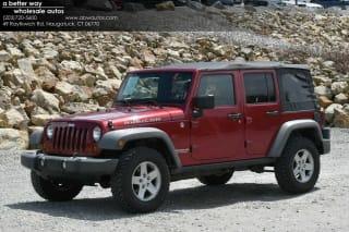 2011 Jeep Wrangler Unlimited Rubicon