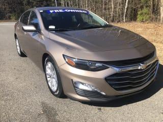 2019 Chevrolet Malibu Hybrid