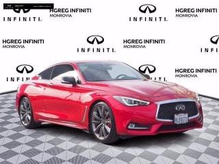 2019 Infiniti Q60