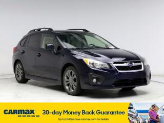 2014 Subaru Impreza 2.0i Sport Premium