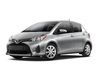2017 Toyota Yaris 5-Door LE