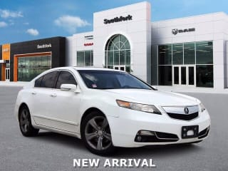 2012 Acura TL w/Advance