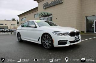 2017 BMW 5 Series 540i