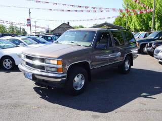 1997 Chevrolet Tahoe LS