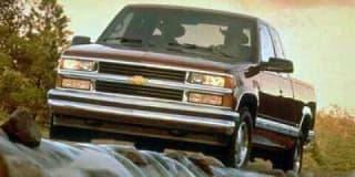 1997 Chevrolet C/K 2500 Series C2500 Silverado