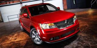 2012 Dodge Journey R/T Sport Utility 4D