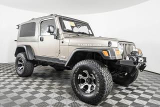 2006 Jeep Wrangler Unlimited Rubicon