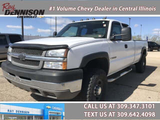 2004 Chevrolet Silverado 2500HD Work Truck