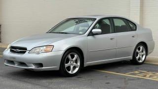 2006 Subaru Legacy 2.5i Limited