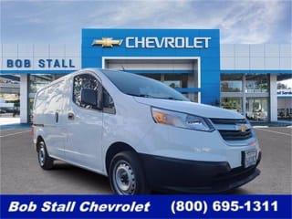 2018 Chevrolet City Express Cargo