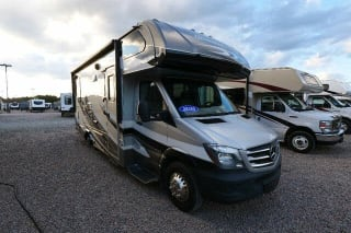 2016 Mercedes-Benz Sprinter Cab Chassis 3500