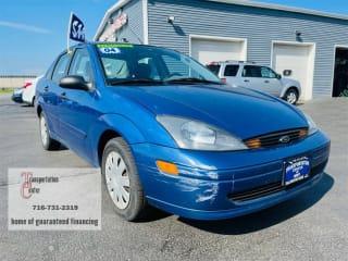 2004 Ford Focus SE