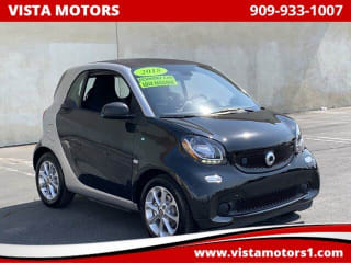 2018 Smart fortwo electric drive pure