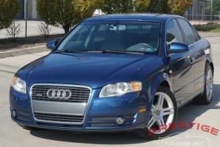 2005 Audi A4 3.2 quattro