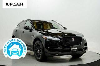 2018 Jaguar F-PACE 30t Prestige