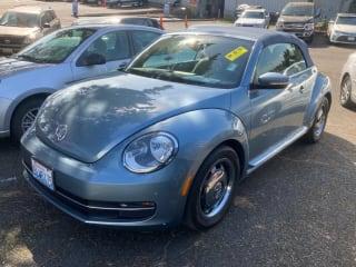 2016 Volkswagen Beetle 1.8T Denim PZEV