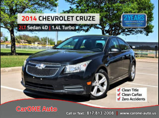 2014 Chevrolet Cruze 2LT Auto