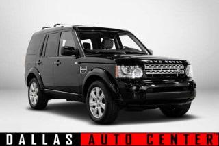 2013 Land Rover LR4 HSE LUX