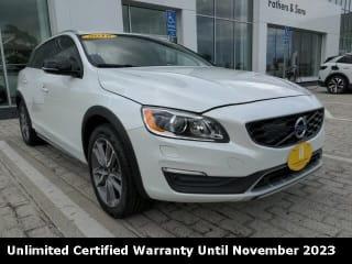 2018 Volvo V60 Cross Country T5 Platinum