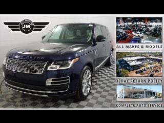 2019 Land Rover Range Rover SVAutobiography LWB