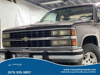 1992 Chevrolet C/K 2500 Series K2500