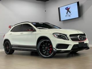 2015 Mercedes-Benz GLA GLA 45 AMG