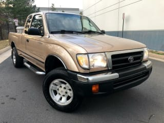 1998 Toyota Tacoma