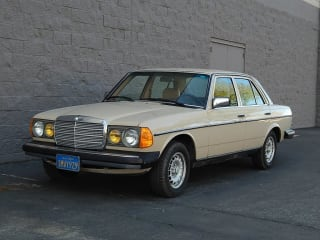 1985 Mercedes-Benz 300-Class