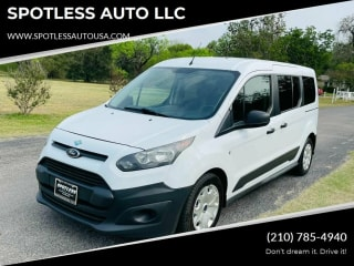 2014 Ford Transit Connect Wagon XL