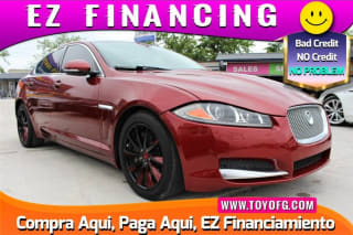 2012 Jaguar XF Base