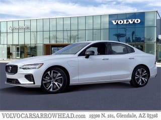 2021 Volvo S60 Recharge eAWD R-Design