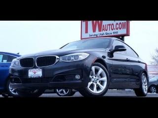 2014 BMW 3 Series 335i xDrive Gran Turismo