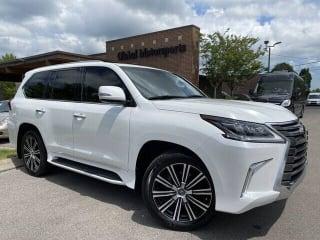 2019 Lexus LX 570 Two-Row