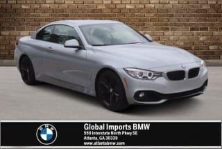 2016 BMW 4 Series 428i