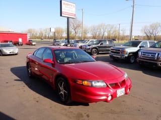 2004 Pontiac Bonneville SLE