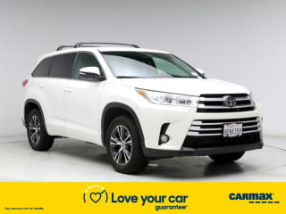 2018 Toyota Highlander LE Plus