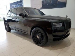 2020 Rolls-Royce Cullinan Base