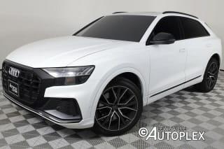 2021 Audi SQ8 4.0T quattro Prestige