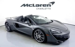2020 McLaren 570S Spider Base