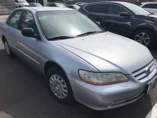 2002 Honda Accord Value Package