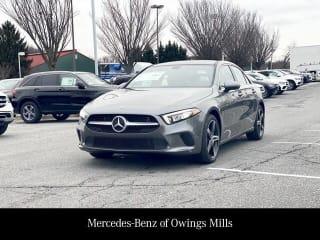 2021 Mercedes-Benz A-Class A 220 4MATIC